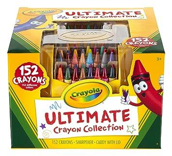 crayola 152 ct ultimate crayon collection multi color - Crayola Color Online