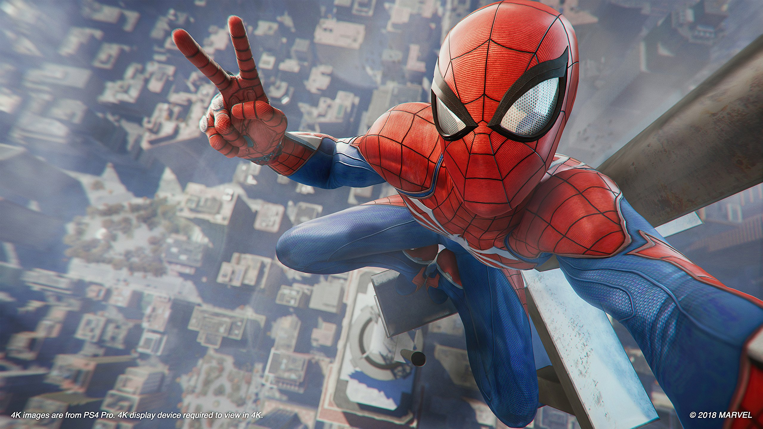 Spider Man PS4 B01H0TJM70/