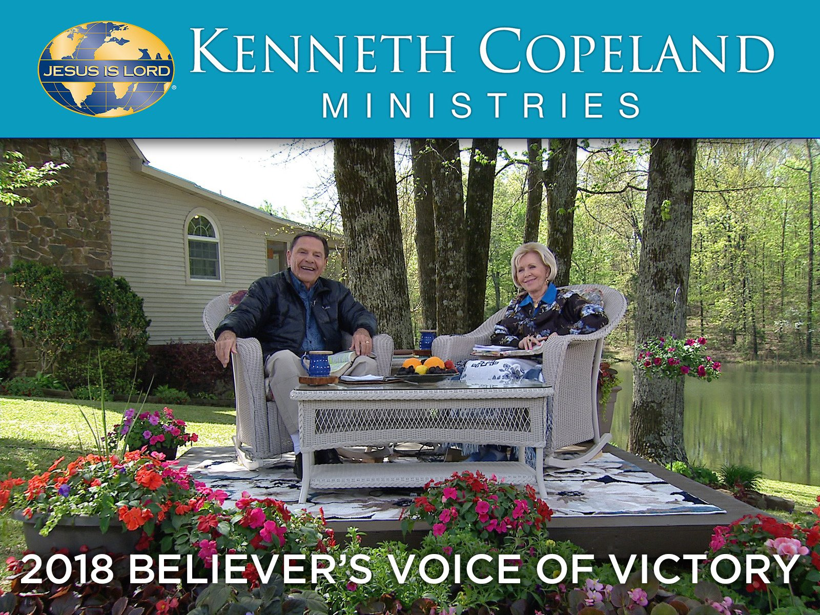 Kenneth Copeland 2018 - Season 13