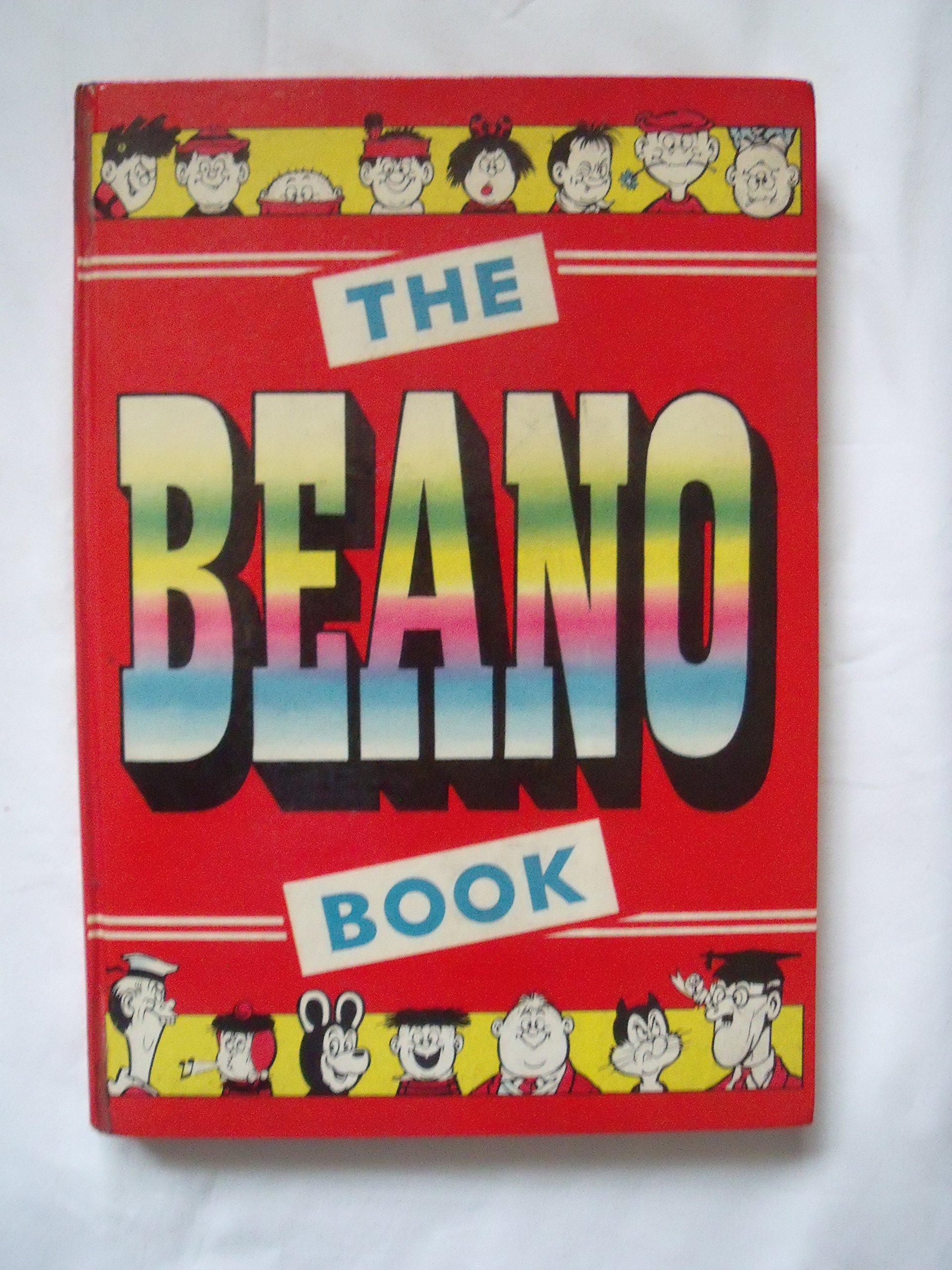 Book 1961 The Beano Book 1961