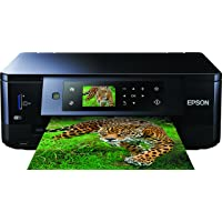 Epson Expression XP-640 Color Inkjet All-in-One Printer