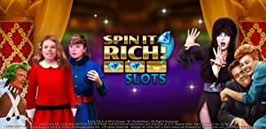 Spin It Rich! Casino Slots by Zynga Game Network