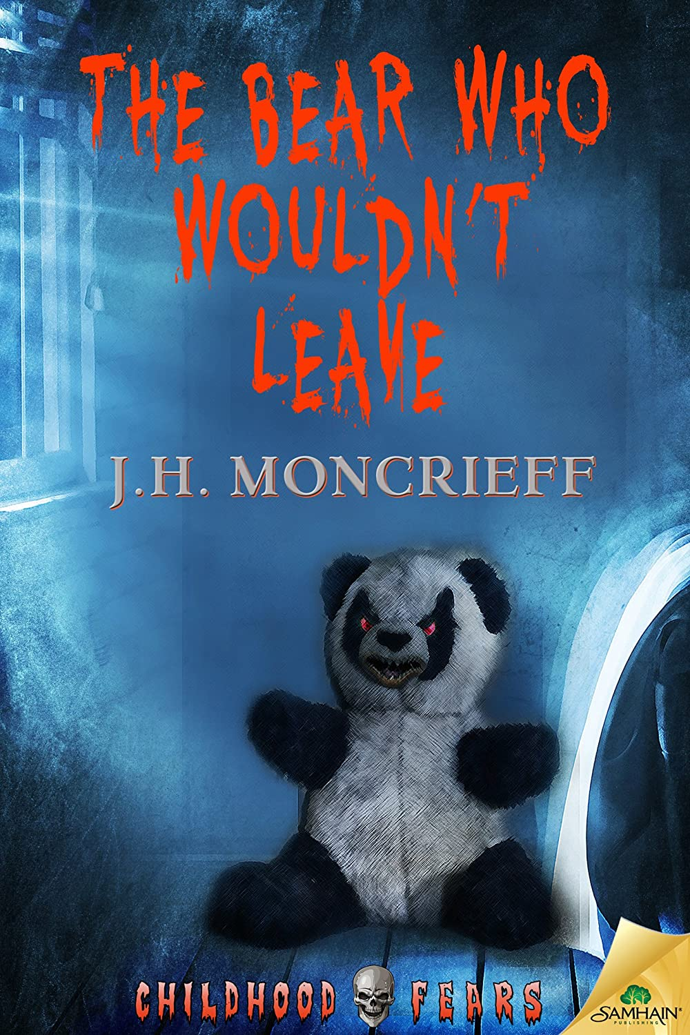 J.H. Moncrieff: Five Things I Learned Writing The Bear That Wouldn't Leave