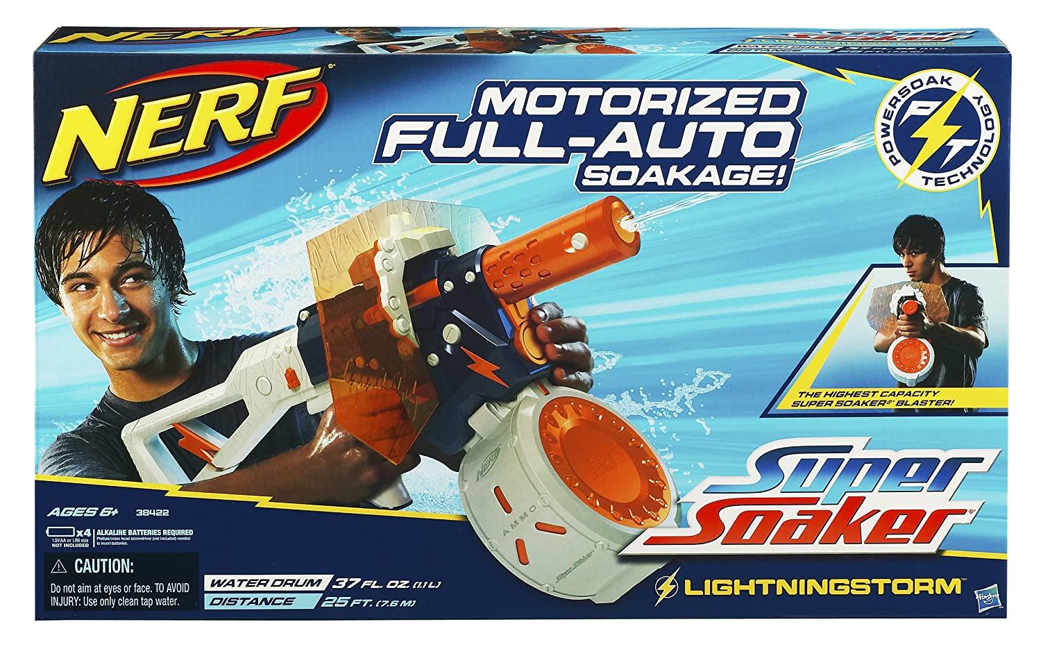 Nerf amazon super soaker