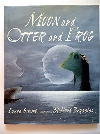 Moon and Otter and Frog