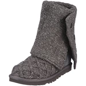 Image UGG Women's Lattice Cardy Boot
