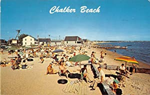 Chalker Beach in Old Saybrook, Connecticut