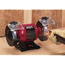 SKIL 3380-01 120-Volt 6-Inch Bench Grinder