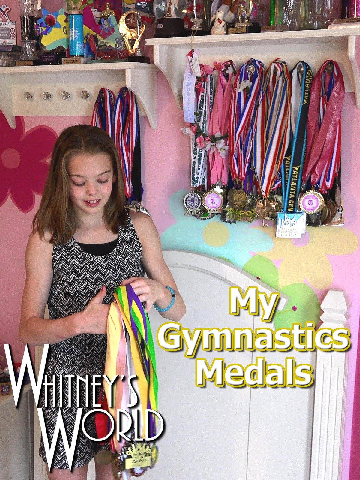 My Gymnastics Medals on Amazon Prime Video UK