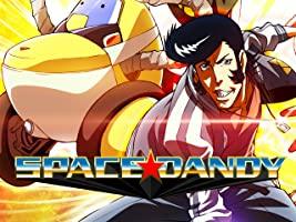 Space Dandy [HD]