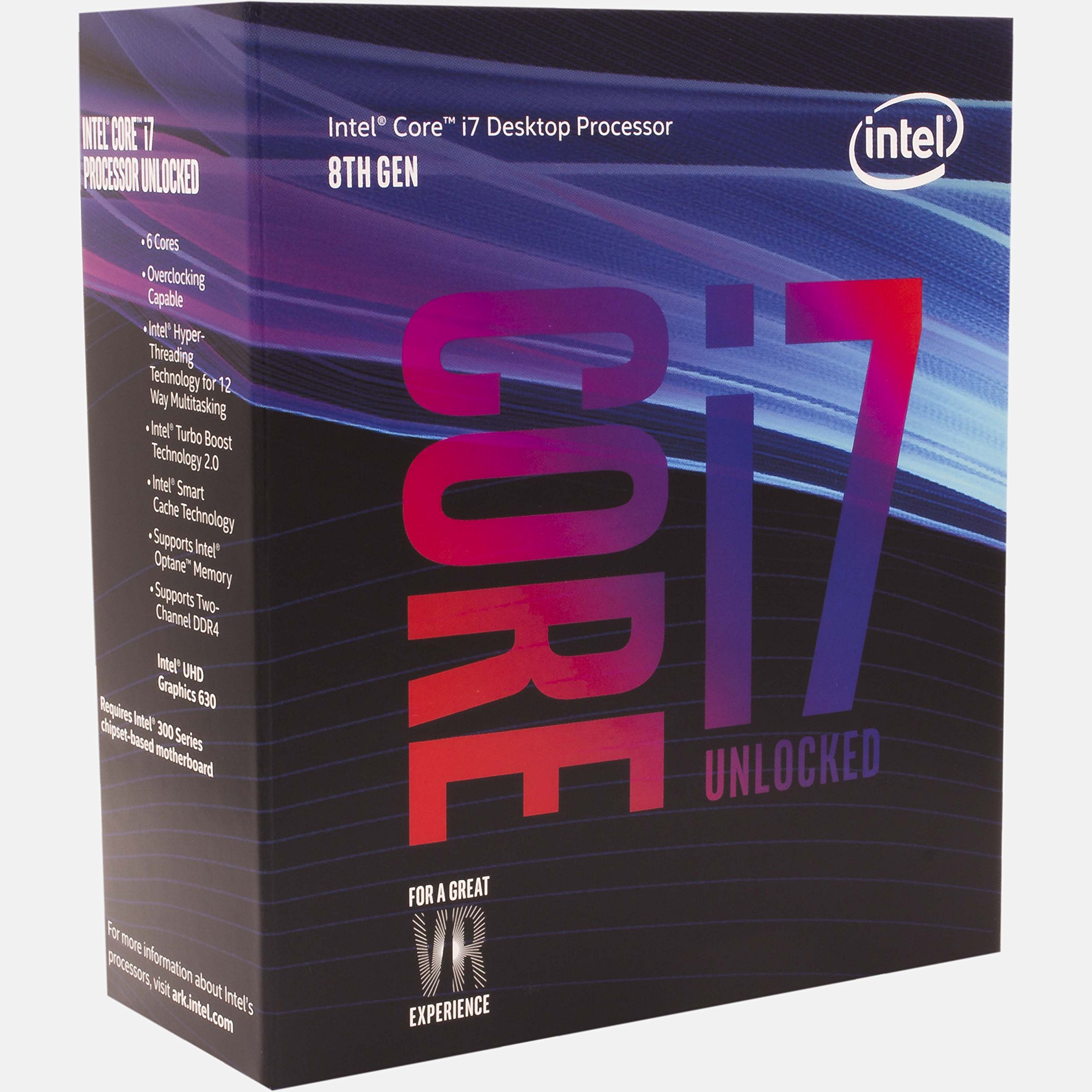 I7 Intel Core Processor