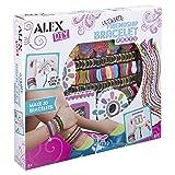 ALEX Toys DIY Wear Ultimate Friendship Bracelet Party (Color: Multi)