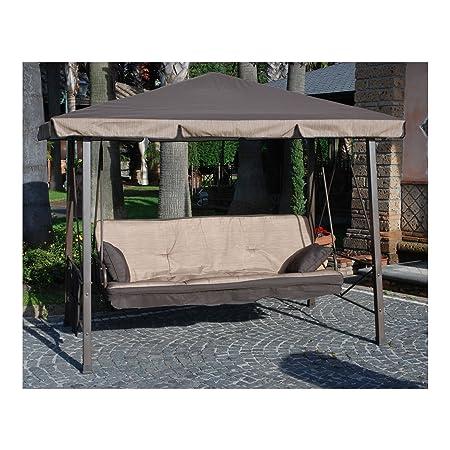 My _ Garden M0496Pagode Martinique, 247x 138x 201cm, ecru
