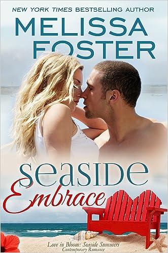 Seaside Embrace: Hunter Lacroux (Love in Bloom: Seaside Summers)