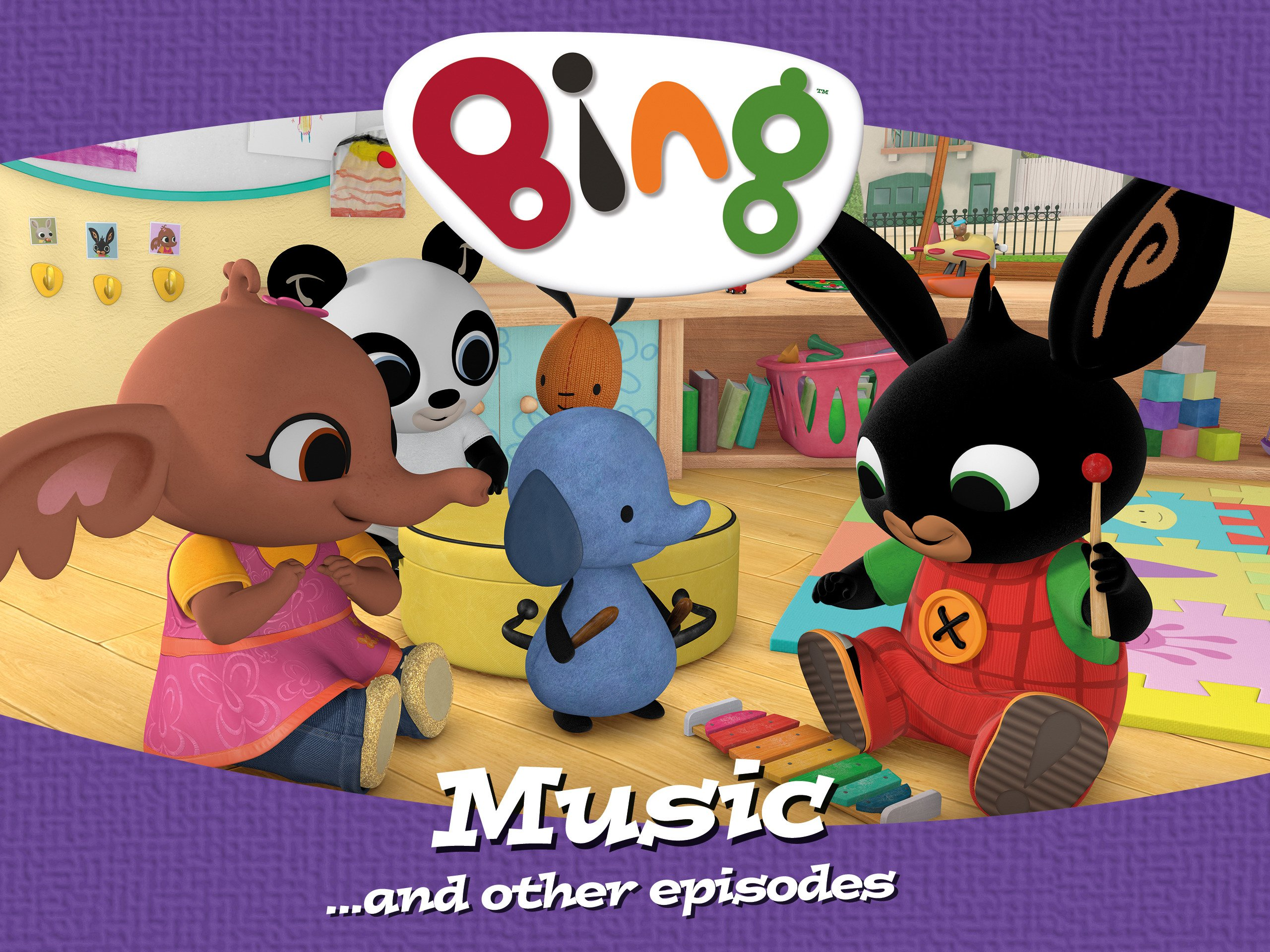 Bing Music & Other Episodes - Season 6