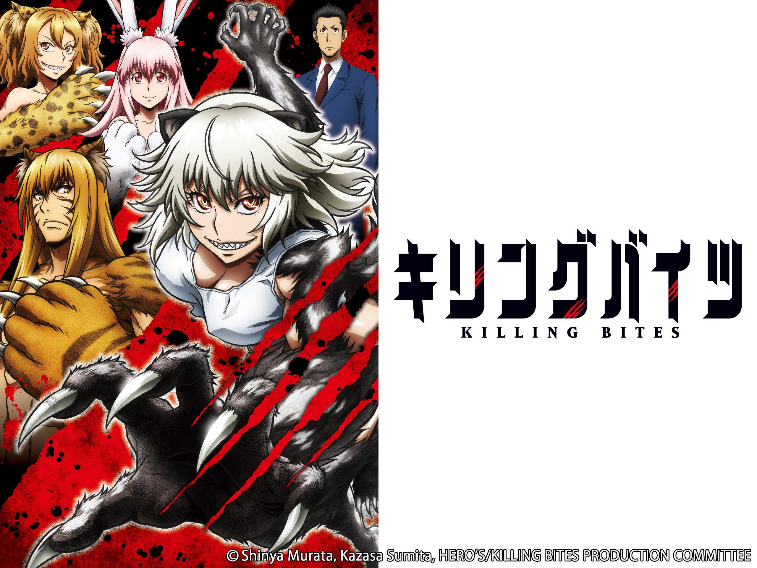 KILLING BITES - Season 1