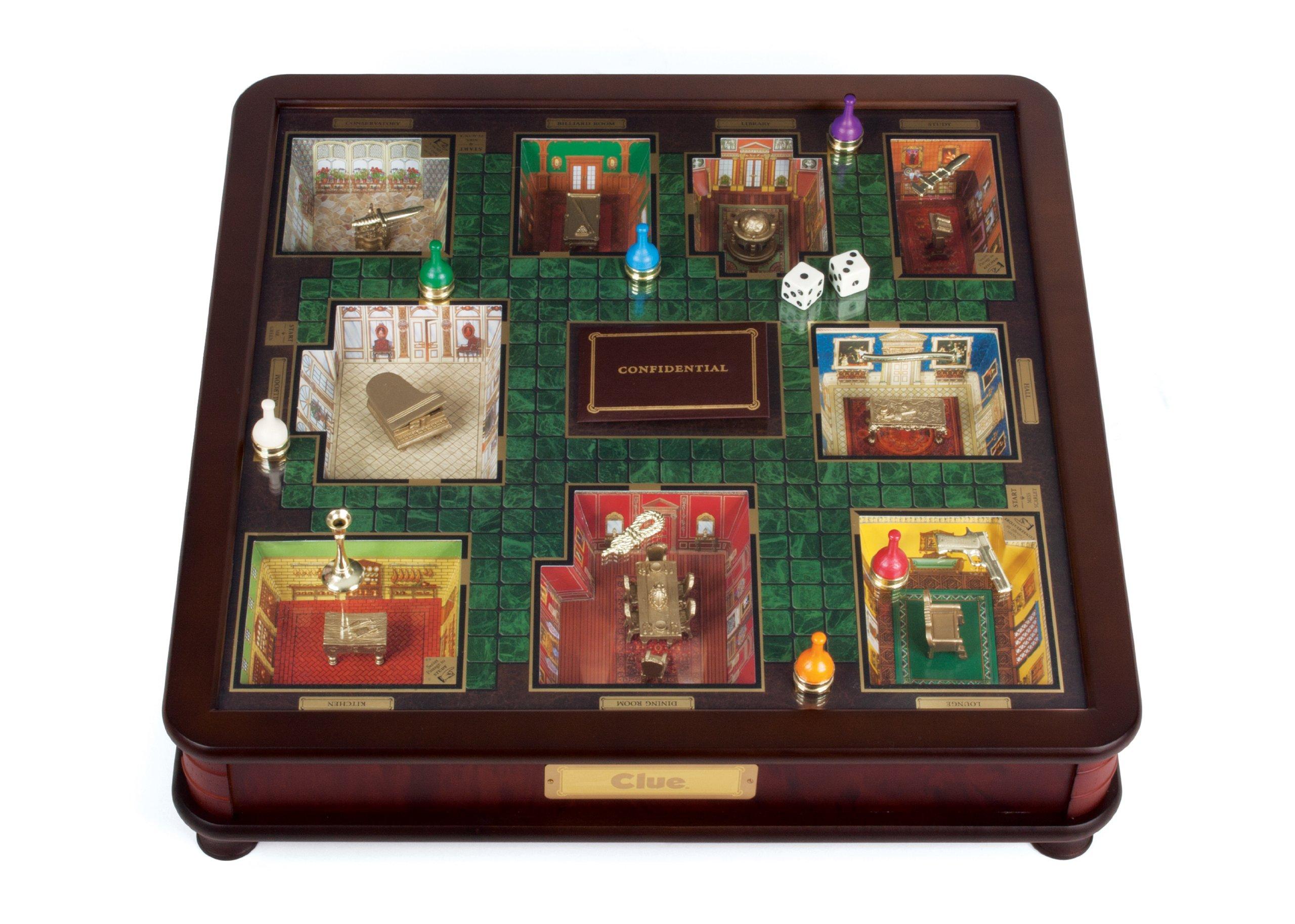 Clue Luxury Game