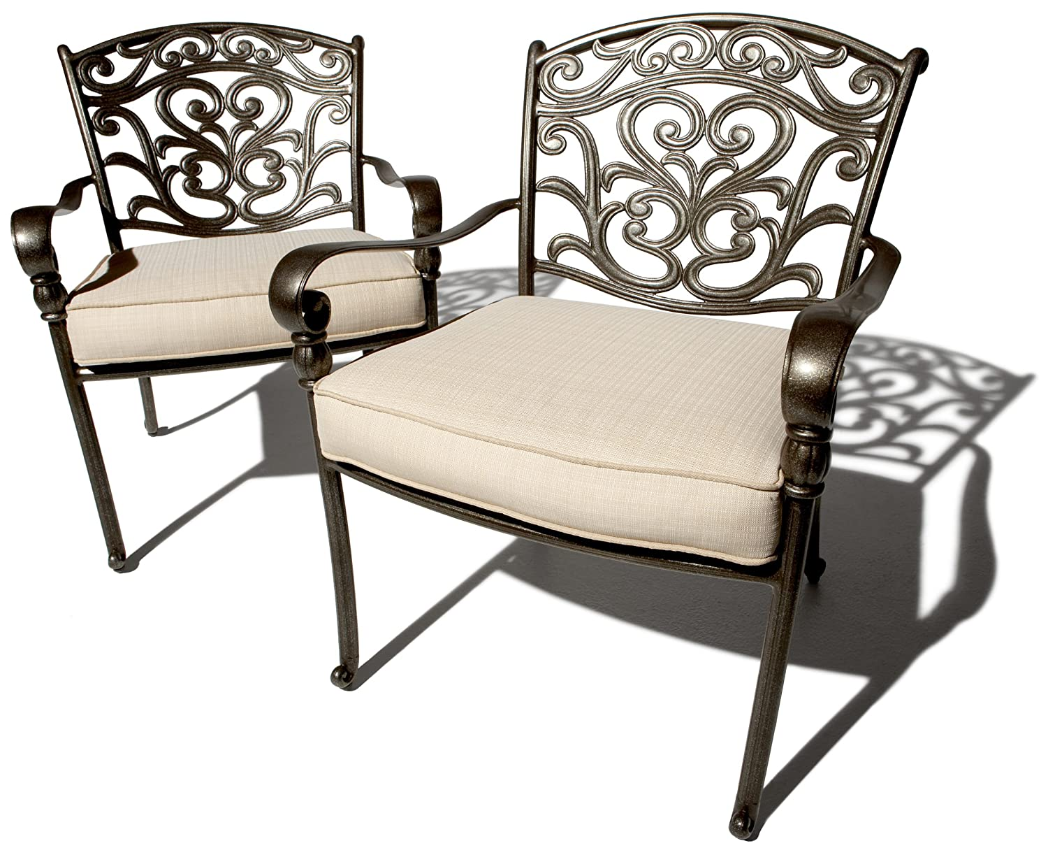 Other Cast Aluminum Furniture For Outdoor Use