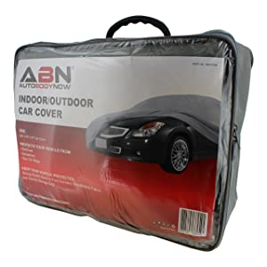 Semi Custom Polypropylene Universal Fit for Indoor Use 4350439772 ABN Fabric Car Cover Non-Woven 200 x 70 x 47