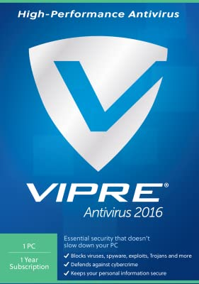 VIPRE Antivirus 2016 1PC [Download]