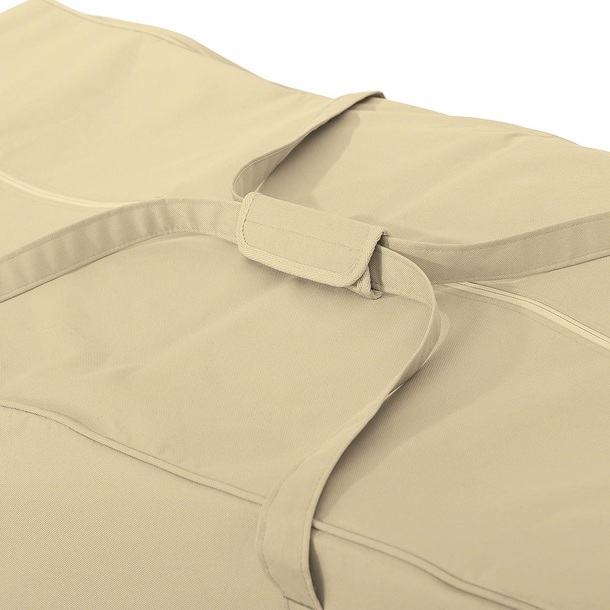 Classic Accessories 55-648-051501-00 Veranda Patio Cushion & Cover Storage Bag, Oversized
