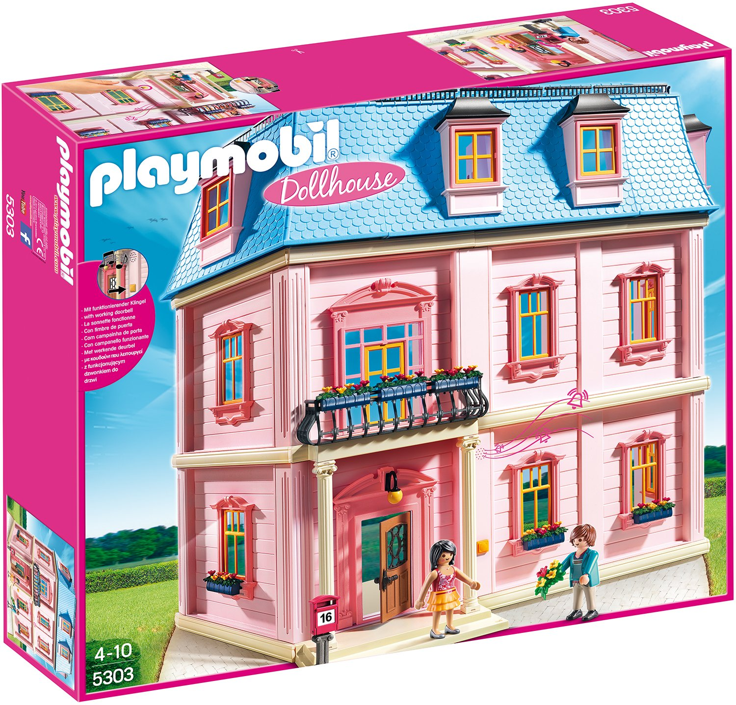 PLAYMOBIL® Romantisches Puppenhaus (5303)