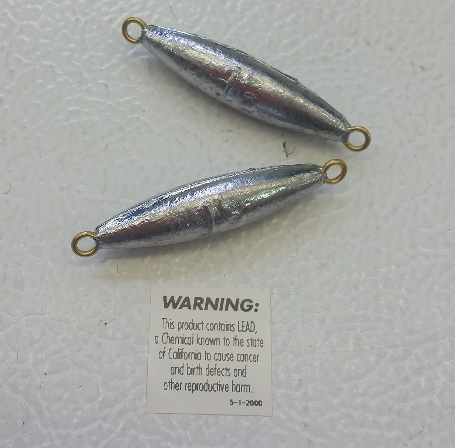 Torpedo 1.5 Oz (3pcs) Fishing Sinker, Lead, Weight aquatechnica torpedo 3 5 1 5 60