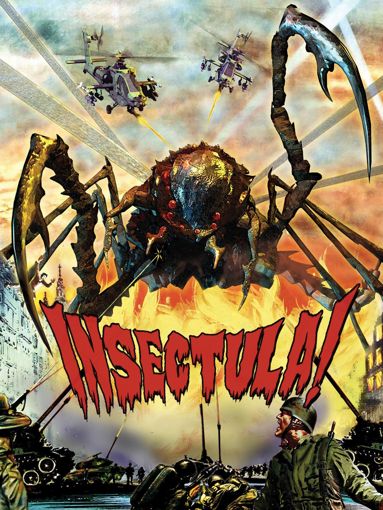 Insectula! on Amazon Prime Video UK