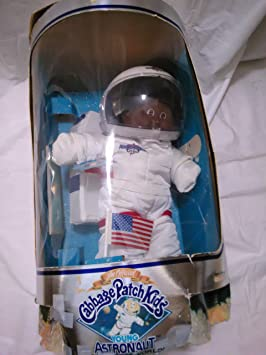 young astronauts cabbage patch doll - photo #12