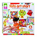 Alex Discover Tots Art Start Kids Art and Craft Activity (Color: multi/none)