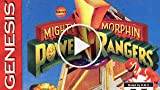 Classic Game Room - MIGHTY MORPHIN POWER RANGERS Sega...