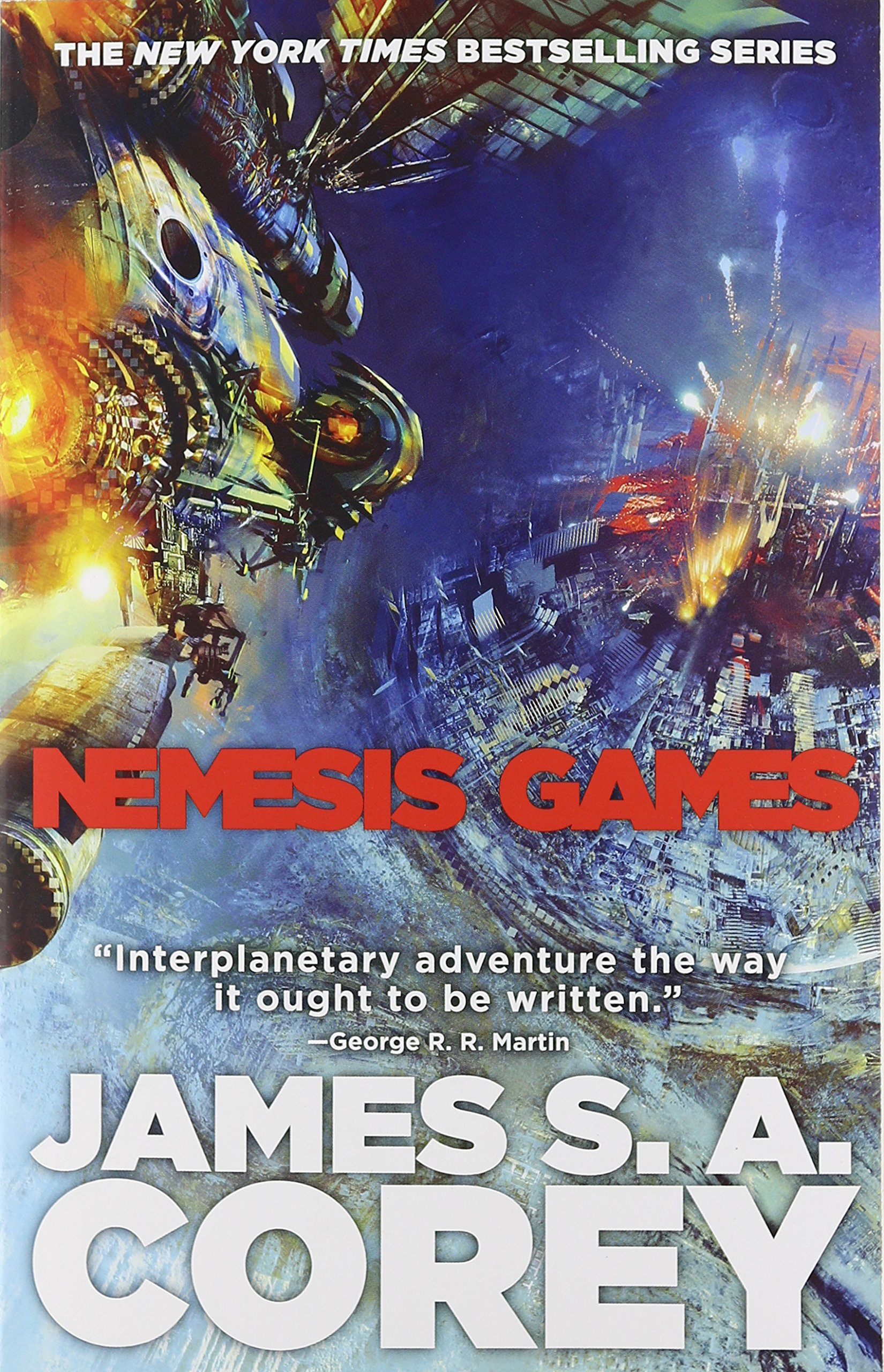 Buy Nemesis Games (the Expanse) Book Online At Low Prices In India   Nemesis Games (the Expanse) Reviews & Ratings  Amazon