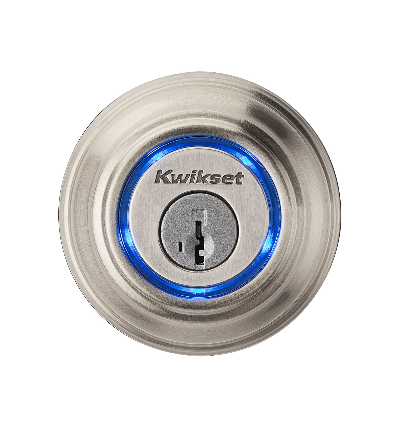 Kwikset 925 Kevo Single Cylinder Bluetooth Enabled Deadbolt for iPhone