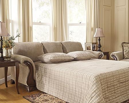 Signature Design by Ashley Lanett Barley Queen Sleeper Sofa