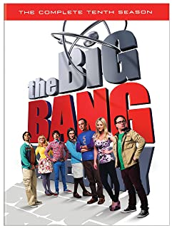 Book Cover: The Big Bang Theory: The Complete Tenth Season