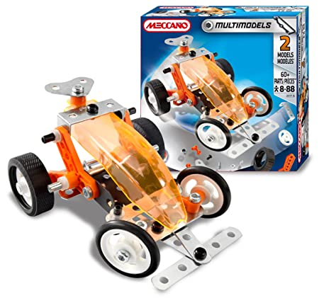 Meccano - 832517A - Jeu de Construction - Buggy