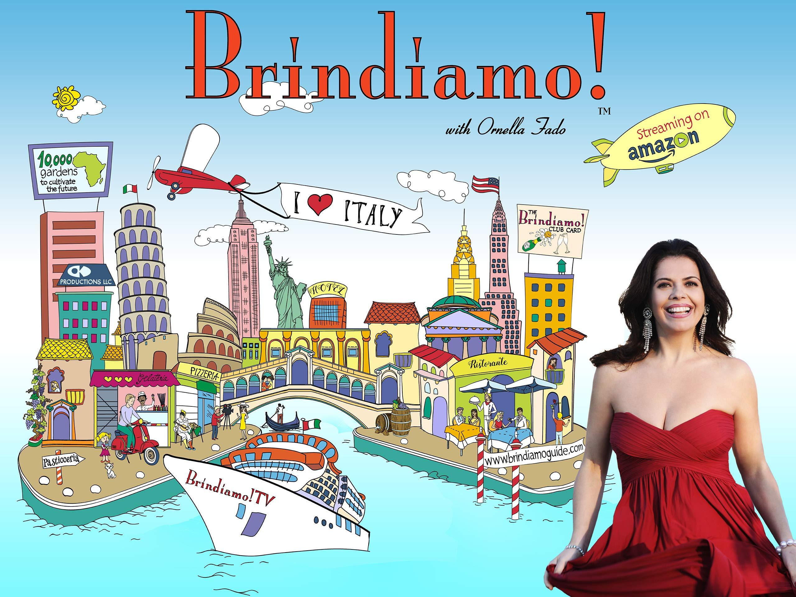 Brindiamo! A Toast to the Finest Italian Restaurants - Season 1