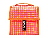 PackIt Freezable Mini Lunch Cooler, Polka Dot