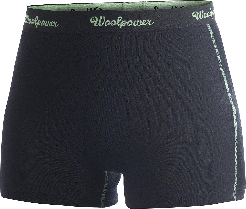 Woolpower Lite Boxer Briefs W´s Frauenunterhose – Black online kaufen