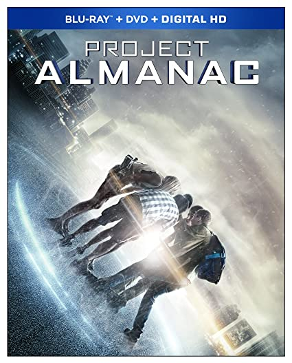 ( BLURAY added ) Project Almanac (2015) Sci-Fi | Thriller