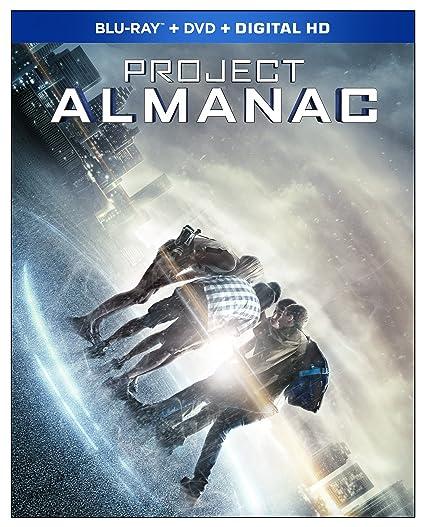 Project Almanac (2015) Sci-Fi | Thriller ( BLURAY added )