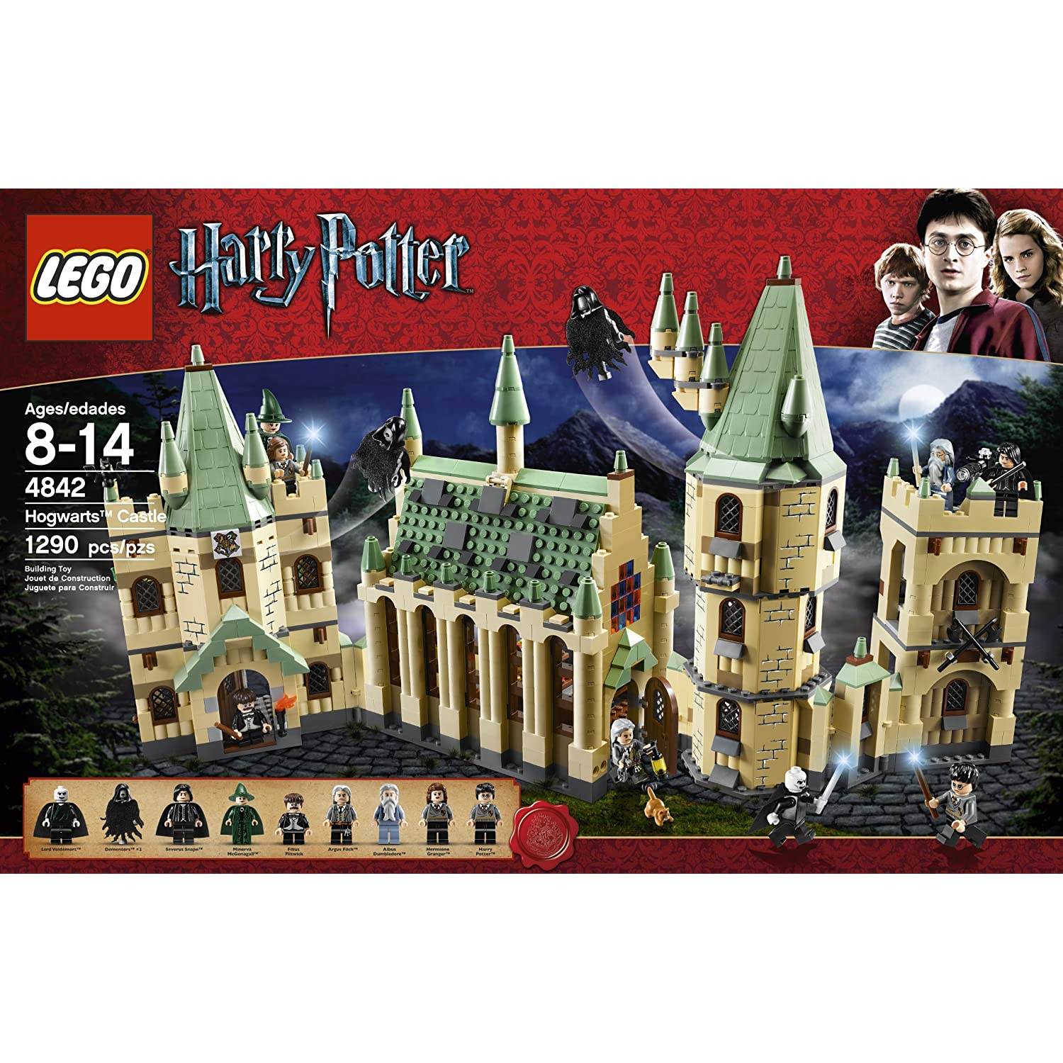 Castle Harry Potter Lego Lego Harry Potter Hogwarts