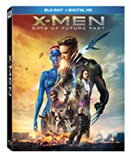 X-Men: Days of Future Past on Blu-ray, DVD, and Digital