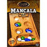 TCG Toys Solid Wood Mancala Board Game