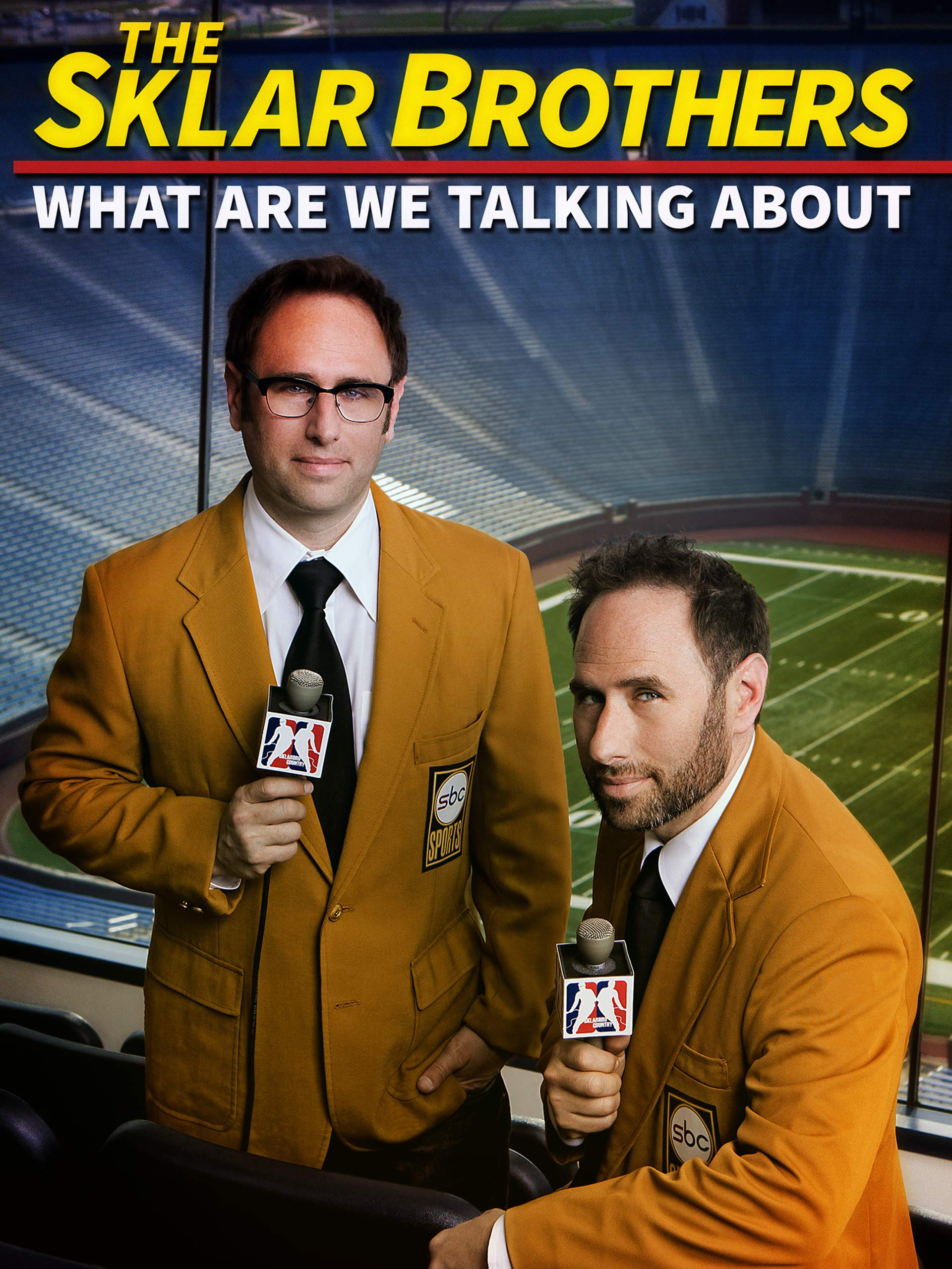 The Sklar Brothers: What Are We Talking About? on Amazon Prime Instant Video UK