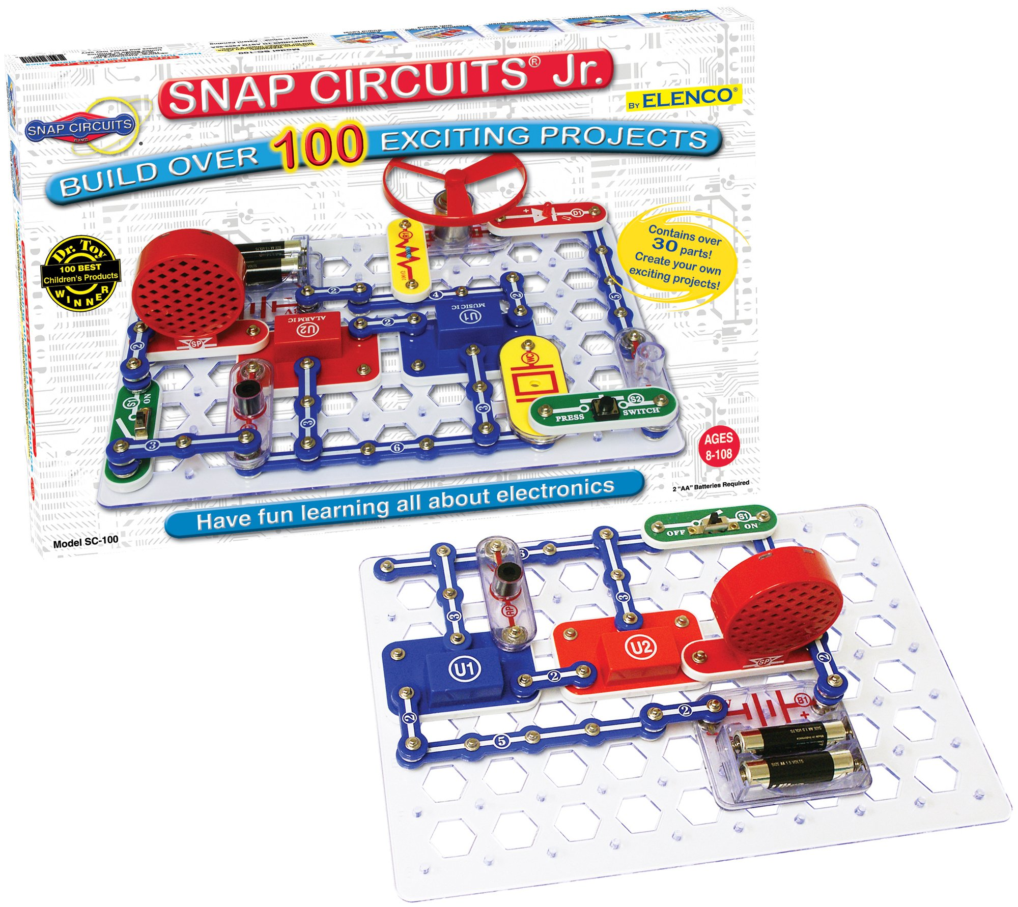 Electronics Discovery Snap Circuits Kit