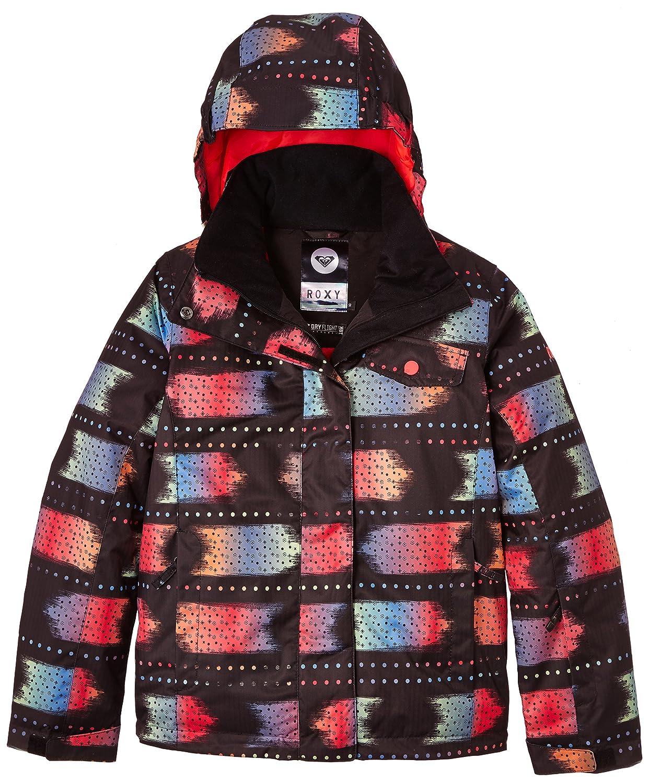 Roxy Jetty Girl Snow Jacket – Anthracite günstig