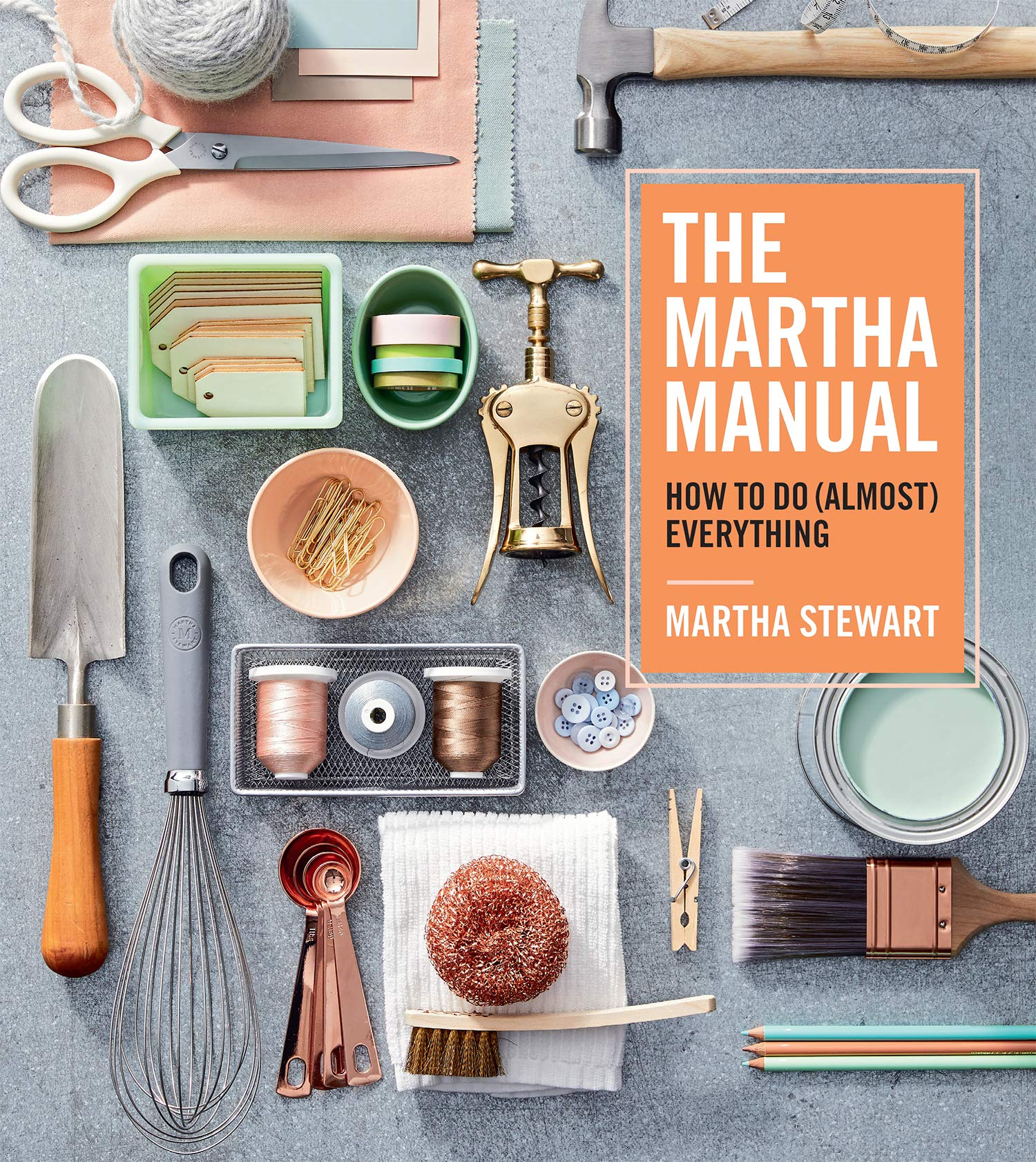 Buy Martha Manual Now!