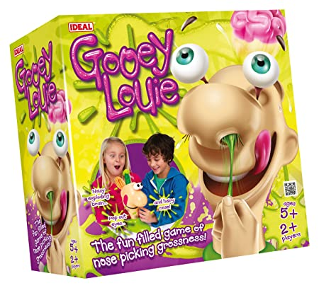 Gooey Louie – Carlo Crado Version Anglaise – Jeu d'Action (Import Royaume-Uni)