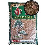 Japanese Hard Bonsai Akadama (Color: 2.5mm Grain, Tamaño: 13 Liters)